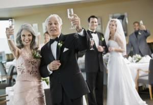 слова родителей на свадьбе