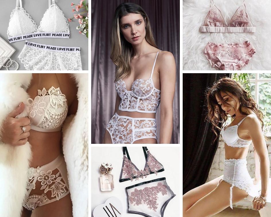 40afd423bafd2b Весільна білизна для ідеального образу нареченої - Hot Wedding