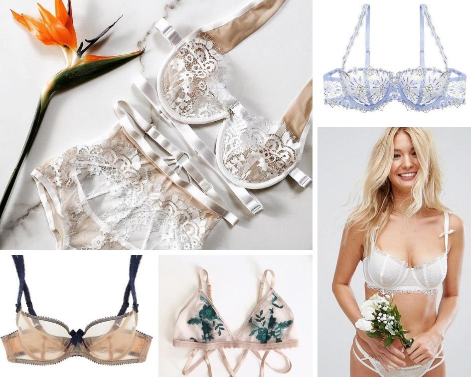 5fc6bb26db97b3 Нижня білизна для нареченої: як вибрати - Hot Wedding