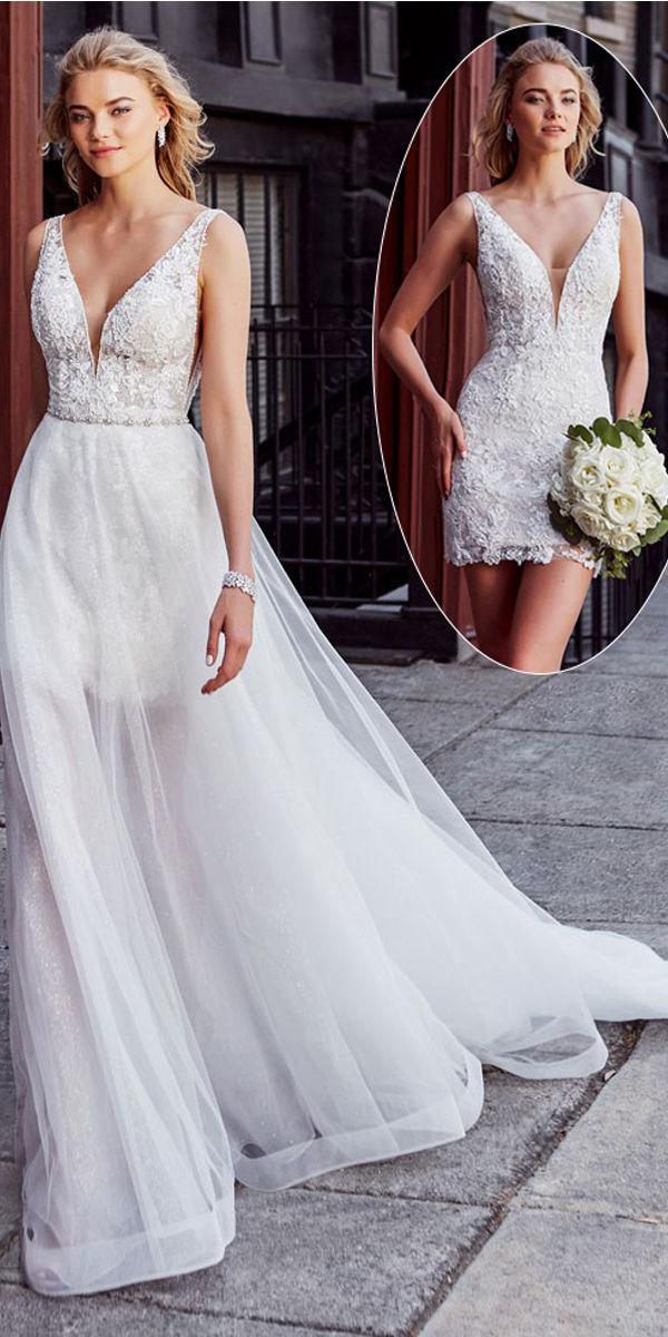 0c2d8715471 Коротке весільне плаття - Hot Wedding Blog