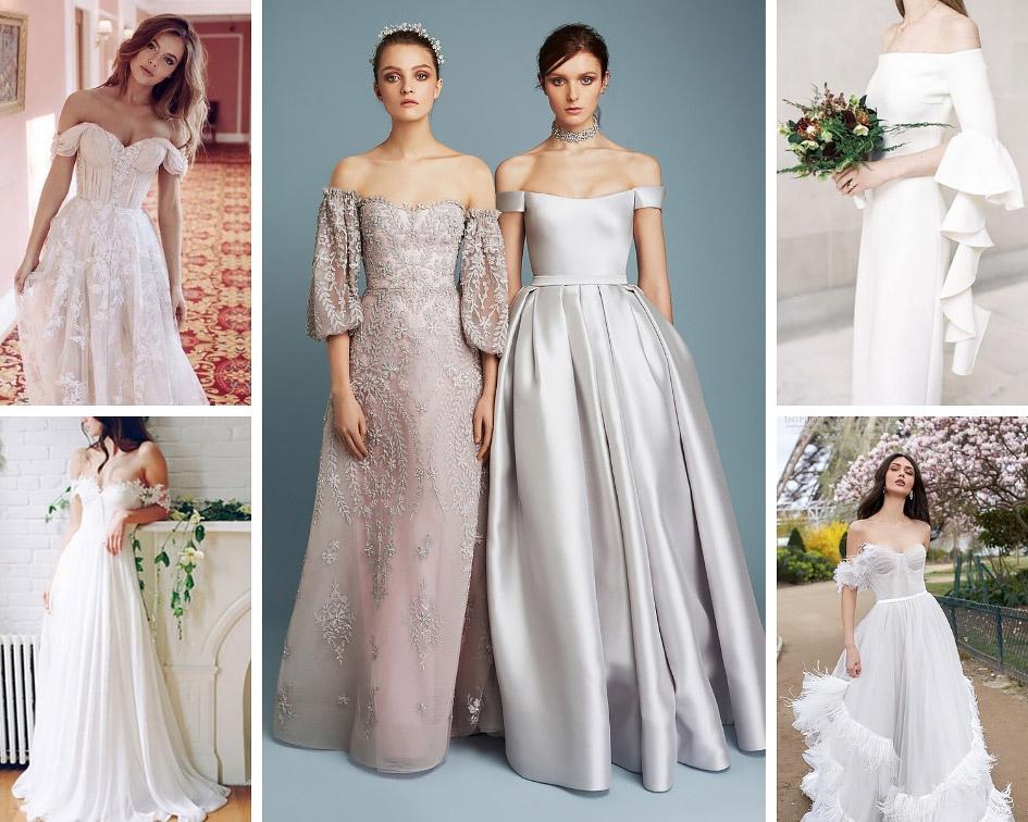 b41216b718f Гарні весільні сукні 2019 - Hot Wedding