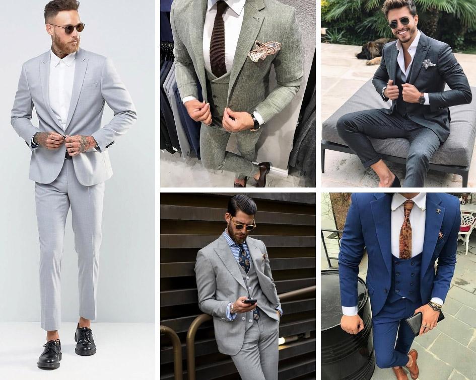 3affe06e8b5bec Модні весільні костюми 2019 - Hot Wedding