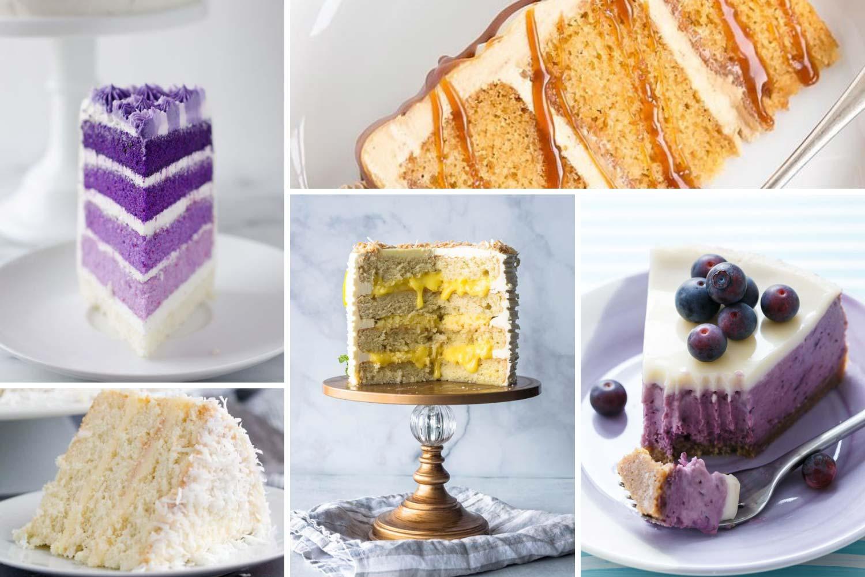 Начинка для свадебного торта 2021: карамель, черника, кокос фото