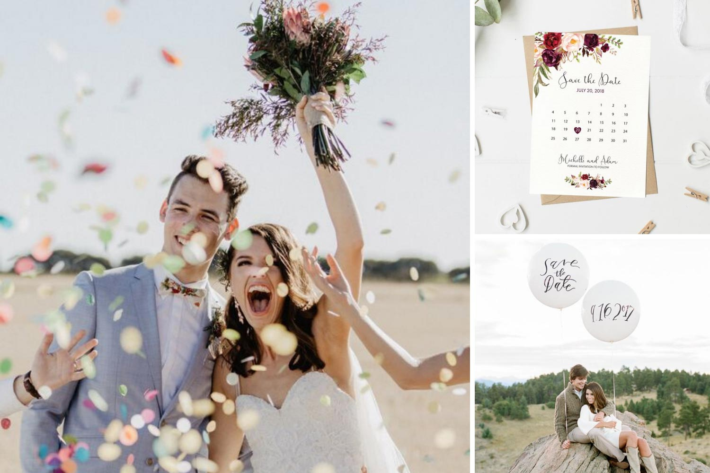Небольшая камерная свадьба