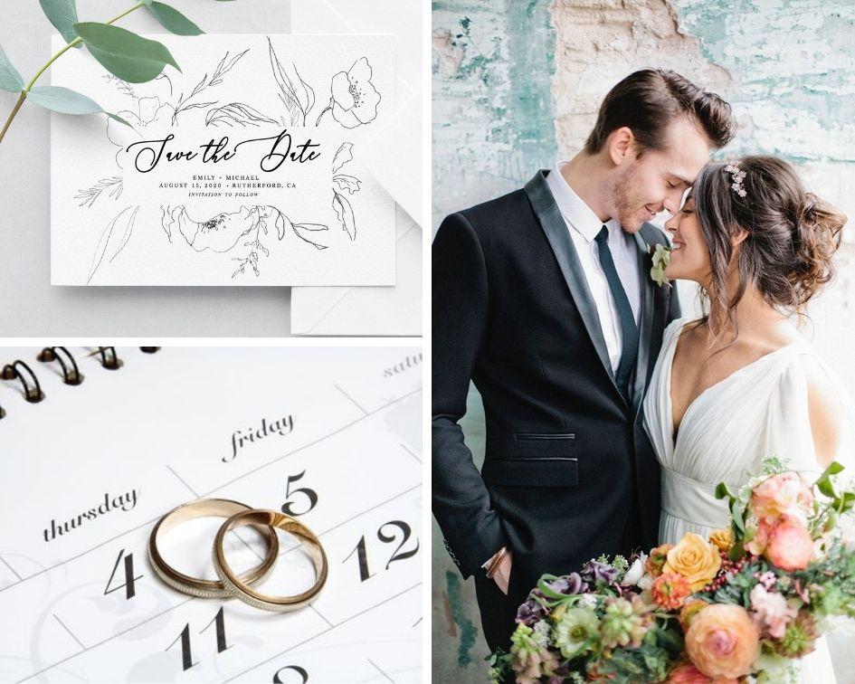 Благоприятные дни для свадьбы в марте 2020