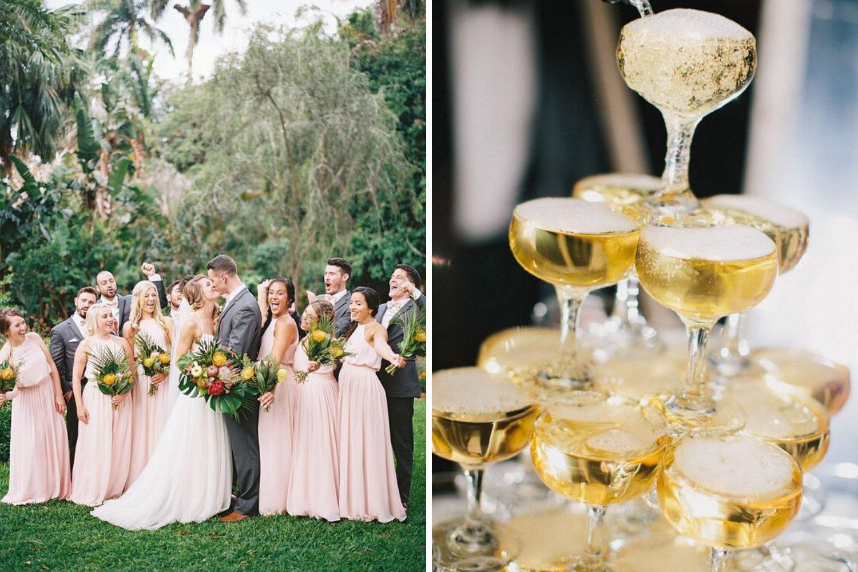 Лучшие поздравления на свадьбу от свидетеля