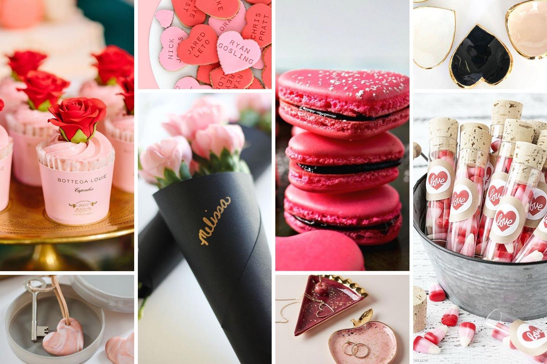 Подарки гостям свадьбы в День Влюбленных идеи