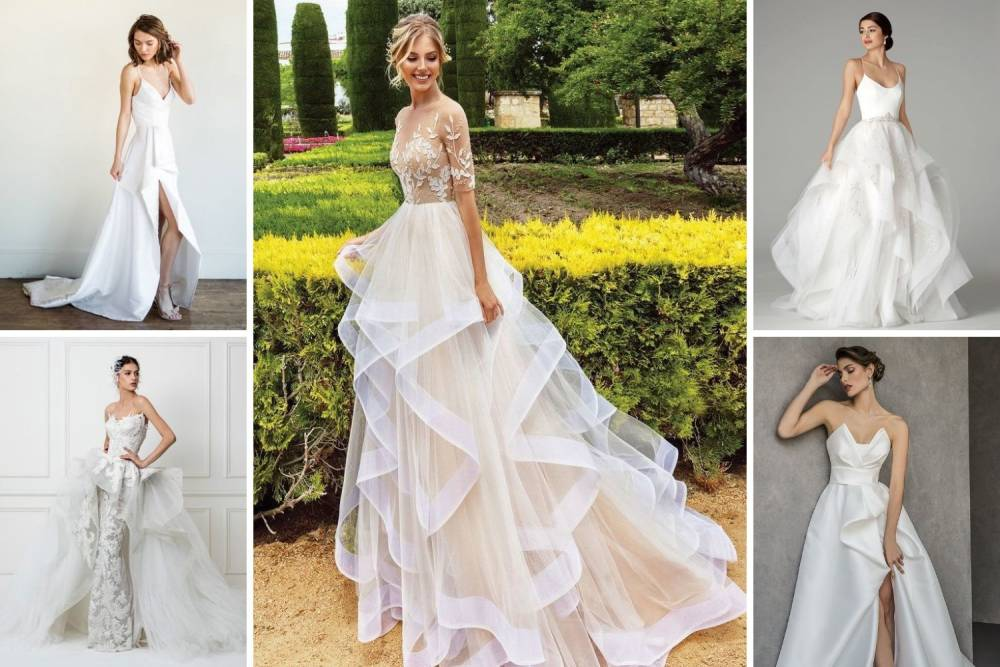 плаття на весілля 2020
