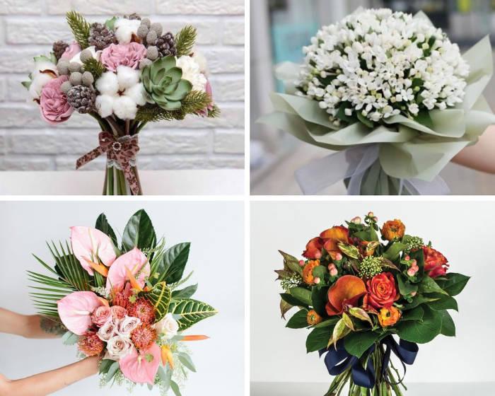 Магазин, какие цветы лучше подарить невесте от гостей